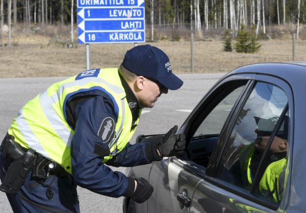 Finland closes borders with Norway and Sweden due to Covid-19 variant