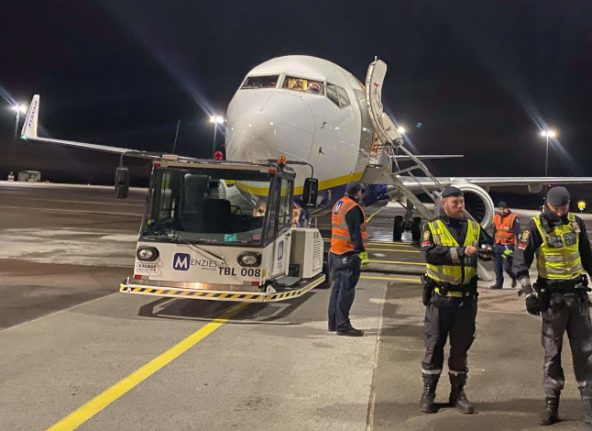 Brits held at Gothenburg airport after being denied entry into Sweden