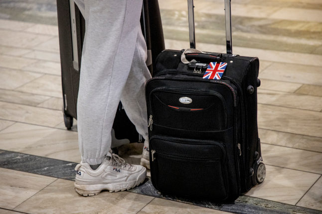 Swedish Public Health Agency proposes stricter restrictions for foreign travellers