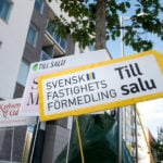Property prices continue to rise in Sweden as 2021 gets off to a hot start