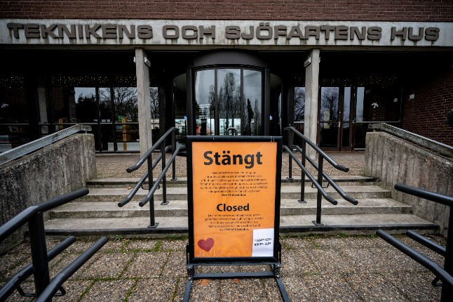 LIST: What's open and what's closed in Sweden during the pandemic?