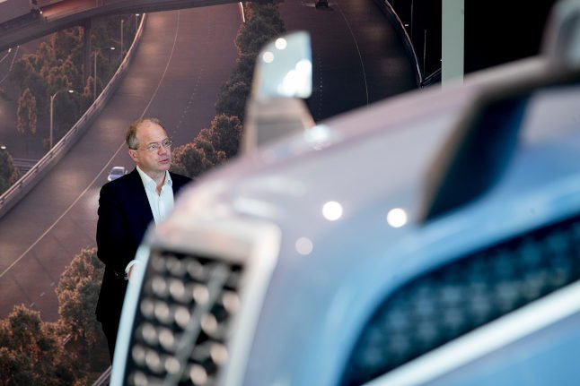 Sweden's Volvo regains strength after pandemic puts brakes on earnings