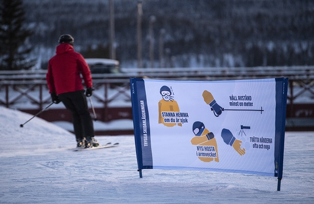 These are Sweden's guidelines for the winter sports break