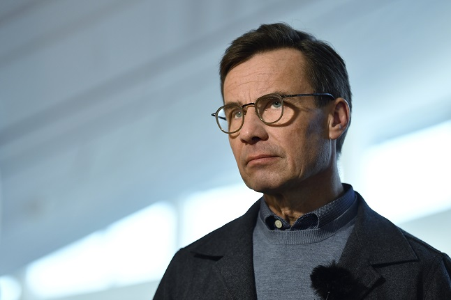 Sweden's opposition leader wants to raise salary threshold for work permit applicants