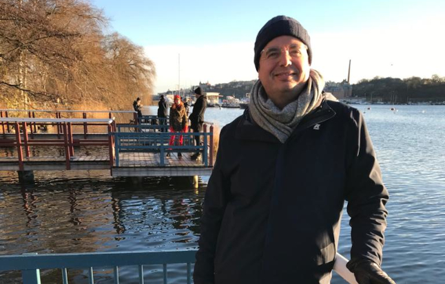 My first winter in Sweden: How bad could it be, we wondered?