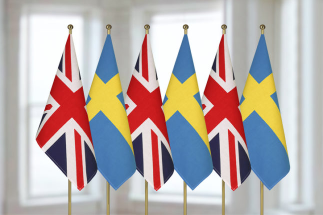 EXPLAINED: How can Brits in Sweden retain all their rights post-Brexit?