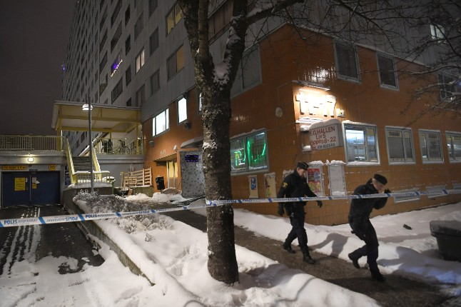 Lethal violence in Sweden at highest level in nearly 20 years: report