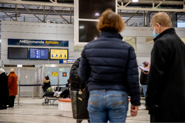 Sweden to hit flights with 'world's first' emissions-based charges