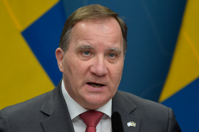 Swedish Prime Minister: 'My thoughts are with those who were injured in Vetlanda'