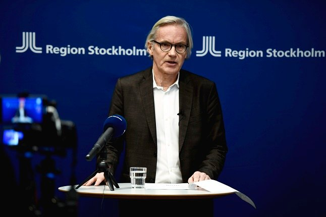 Stockholm healthcare chief: 'The third wave of Covid-19 is here'