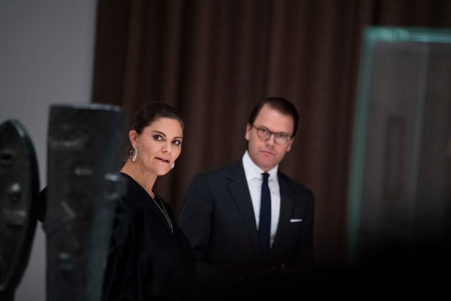 Sweden's Crown Princess Victoria tests positive for Covid-19