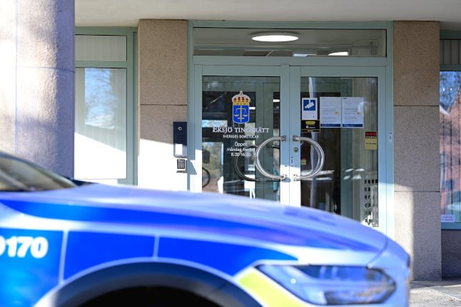 Swedish court remands Vetlanda stabbing suspect in custody