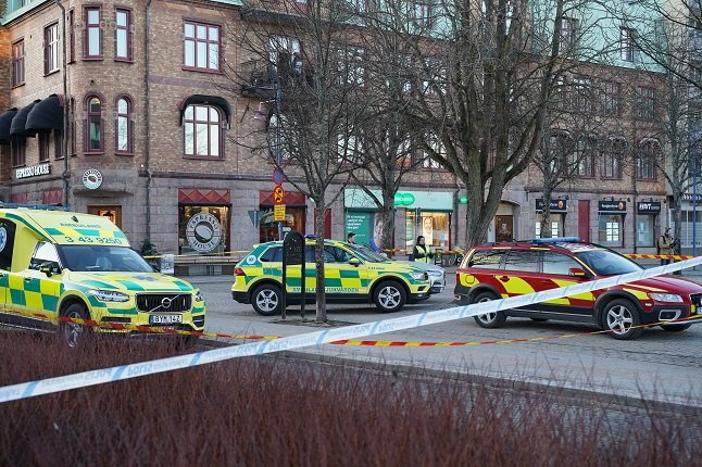 Man arrested after attack in southern Sweden leaves seven injured