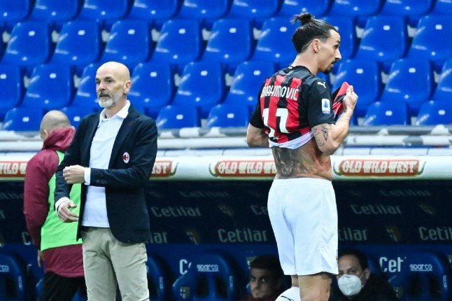 Zlatan 'very close' to renewing contract with AC Milan: director