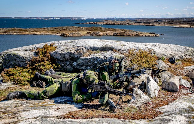 How Sweden's new military strategy affects life in the Gothenburg archipelago