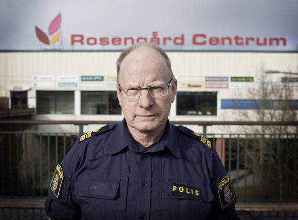 How a US strategy is helping gang members in Malmö turn their lives around