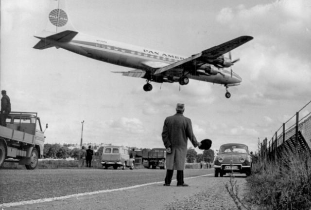 IN PICTURES: 11 photos that tell the story of Stockholm's Bromma Airport