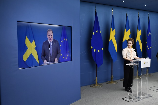 Sweden delays relaxation of Covid-19 events restrictions until at least June 1st