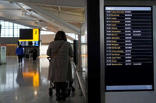 TRAVEL: How many flights are still available between the UK and Italy?