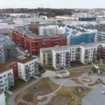 How do rent controls work in Sweden and why did this issue bring down the government?