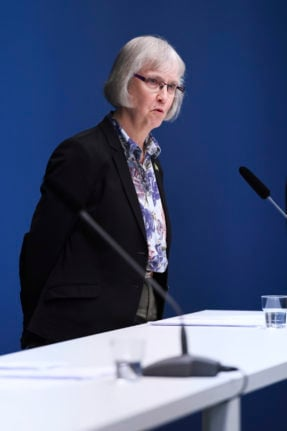 How much do the heads of Sweden's state agencies get paid?