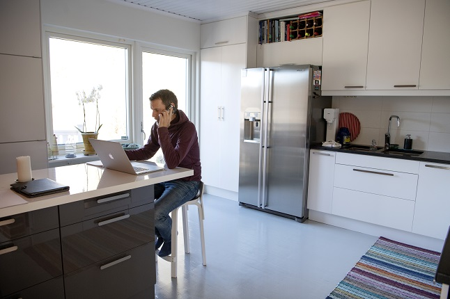 Work from home until at least end of September: Swedish Public Health Agency