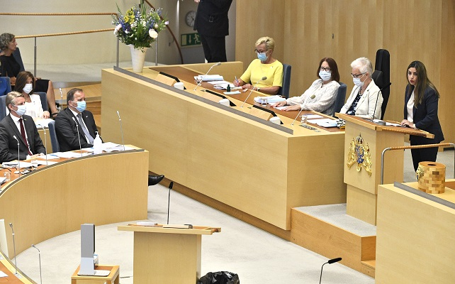 TIMELINE: The key events that led to the Swedish government's collapse
