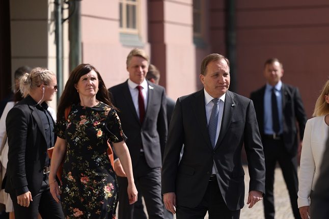 June deal? Sweden's government in cross-party talks to find a new majority