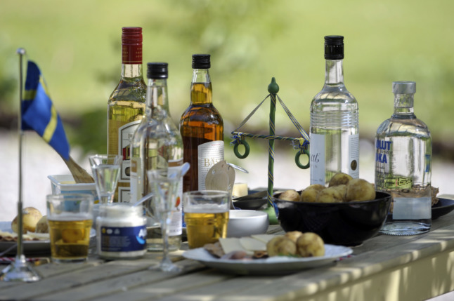 Snaps: How did an extremely strong alcoholic drink come to define Swedish Midsummer?
