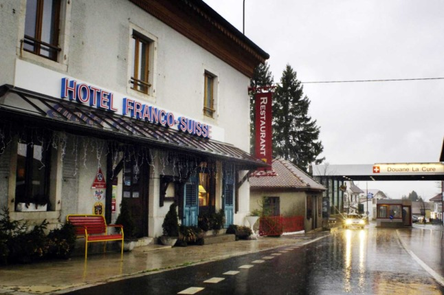 Hotel Arbez: Inside the historic hotel straddling the Swiss and French borders