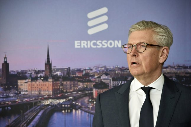 Sweden's Ericsson signs its biggest deal ever