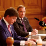 Swedish parliament to vote on Stefan Löfven as prime minister