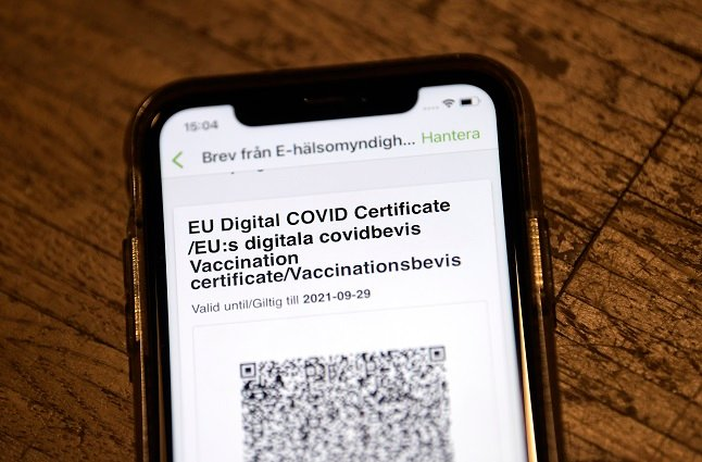 Residents without a personnummer excluded from Sweden's Covid-19 vaccine pass