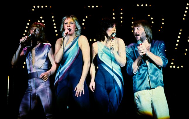 Are Abba about to release their new songs at last?