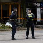 Gangs in Sweden: How often are explosives used?
