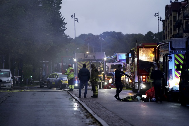 Gothenburg blast: Here's what we do (and don't) know so far
