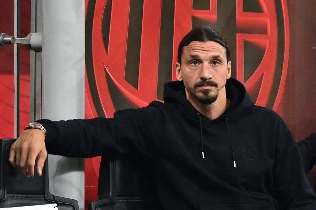 Zlatan pulls out of Sweden's World Cup qualifier with Achilles injury