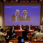 US duo win Nobel for work on how heat and touch spark signals to the brain