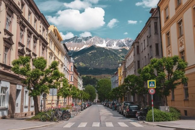 What you need to know about parking in Austria