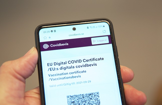 Covid vaccine pass: How Sweden's e-Health Agency plans to roll out pass to more groups