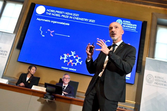 Nobel Prize in Chemistry awarded for 'ingenious tool for building molecules'