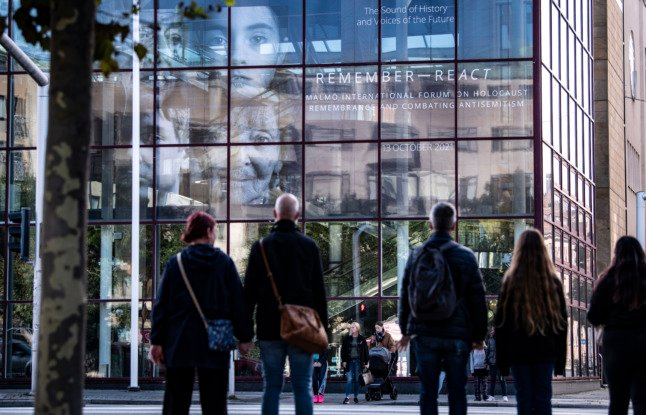 What you need to know about Sweden's international Holocaust conference