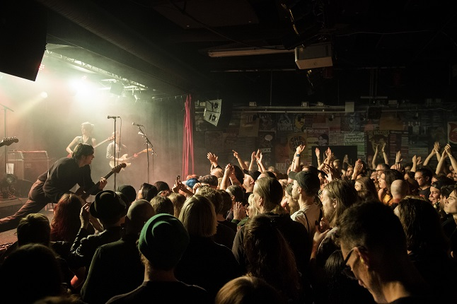 What are the best concerts in Sweden this autumn?