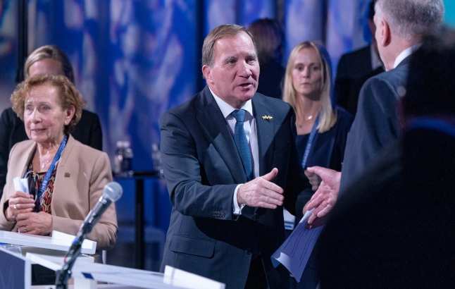 Sweden hosts international conference to fight anti-Semitism