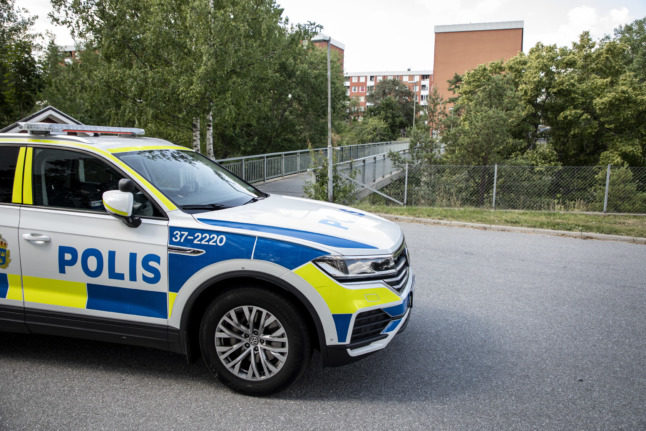 Sweden adds three new places to list of 'vulnerable areas'